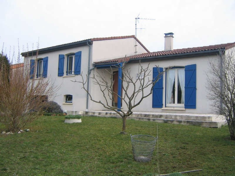 Vente maison / villa Exireuil 140 000€ - Photo 5