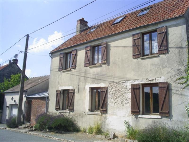 Location maison / villa Autheuil en valois 720€ CC - Photo 1