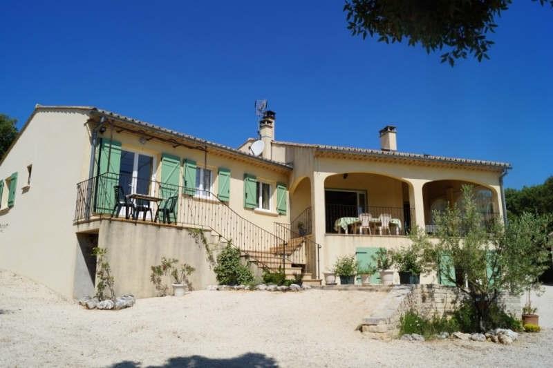 Immobile residenziali di prestigio casa Barjac 625400€ - Fotografia 4