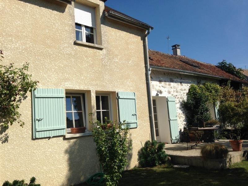 Sale house / villa Ermenonville 285000€ - Picture 1