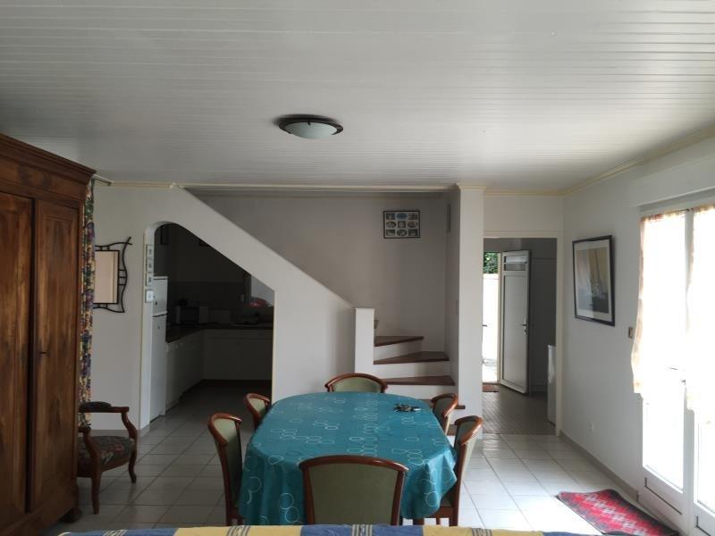 Sale house / villa St vincent sur jard 353600€ - Picture 4