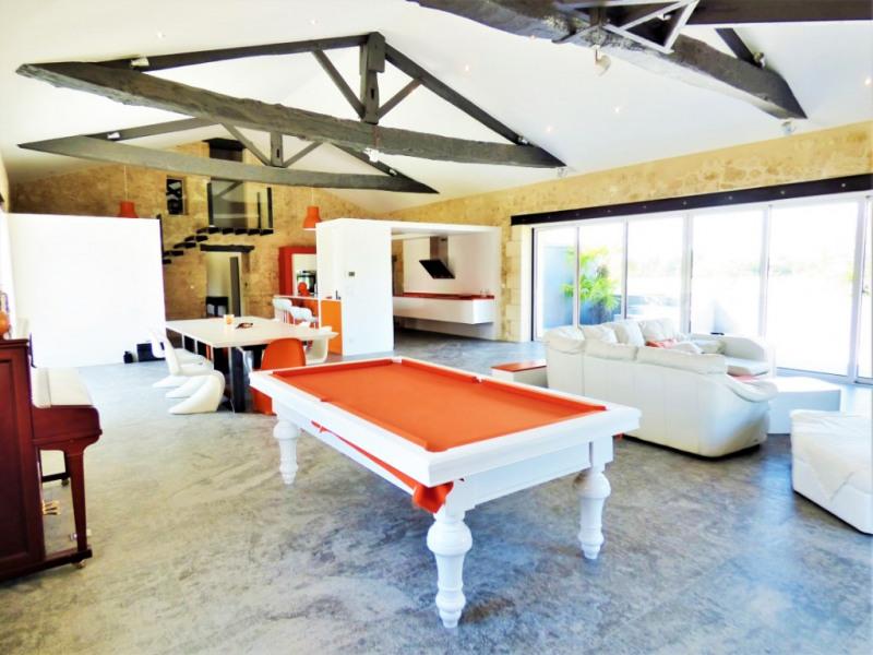 Deluxe sale house / villa Izon 931500€ - Picture 4