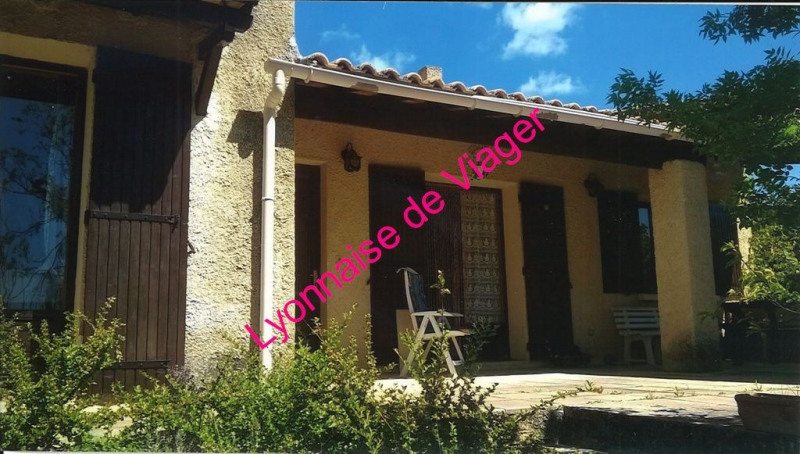Viager maison / villa Roche-saint-secret-béconne 165 000€ - Photo 3