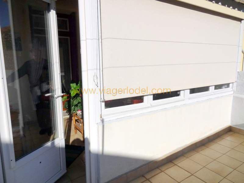 Vendita nell' vitalizio di vita casa Maureilhan 46000€ - Fotografia 10
