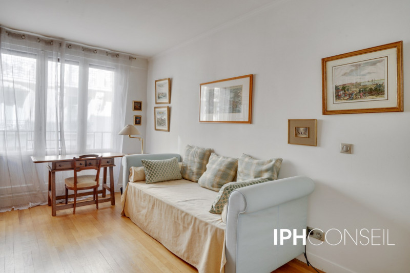 Deluxe sale apartment Neuilly-sur-seine 1 040 000€ - Picture 12