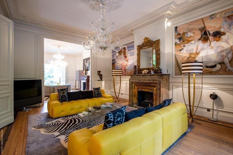 Vente de prestige maison / villa Bordeaux 3490000€ - Photo 8