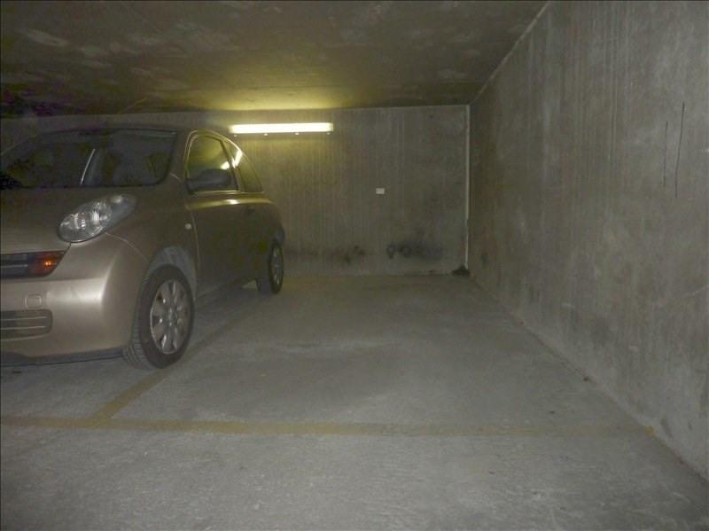 Location parking Paris 15ème 88€ CC - Photo 2