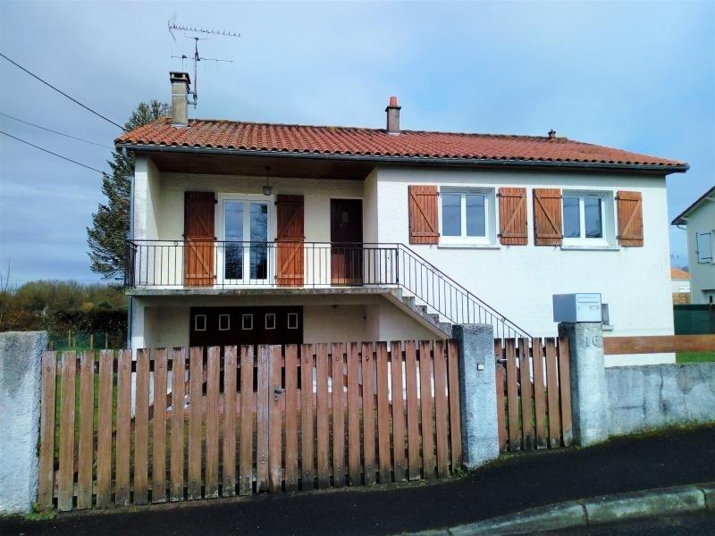 Vente maison / villa Niort 140500€ - Photo 1