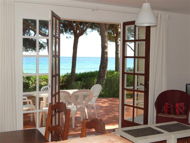 Vacation rental house / villa Cavalaire sur mer 900€ - Picture 11