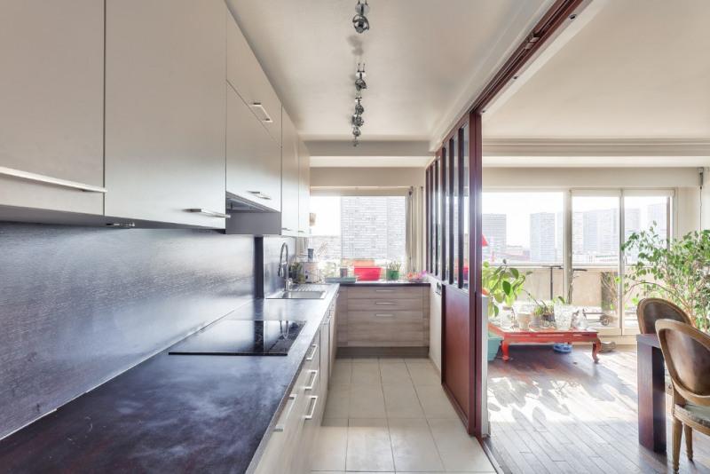 Vente de prestige appartement Paris 13ème 1550000€ - Photo 11