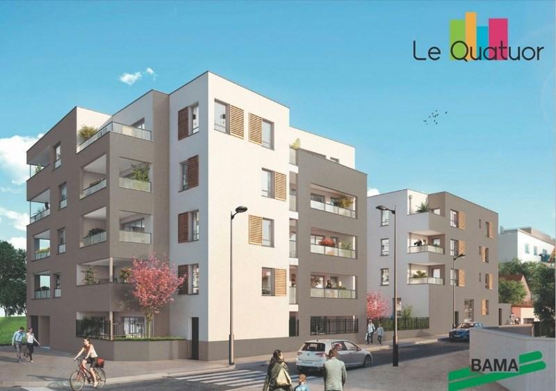 Investment property apartment Vénissieux 143000€ - Picture 1