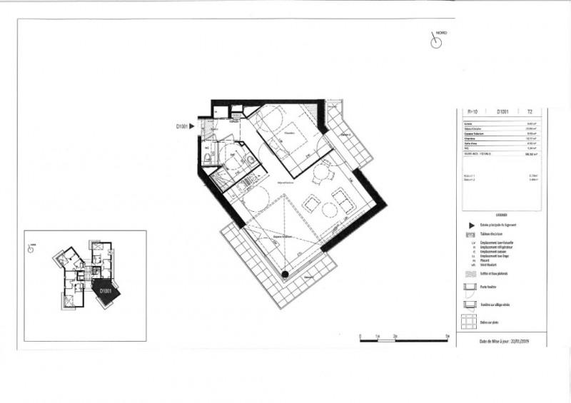Vente appartement Rennes 216000€ - Photo 6