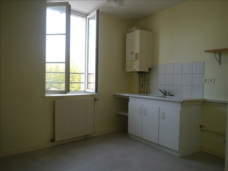 Rental apartment Tesson 418€ CC - Picture 2