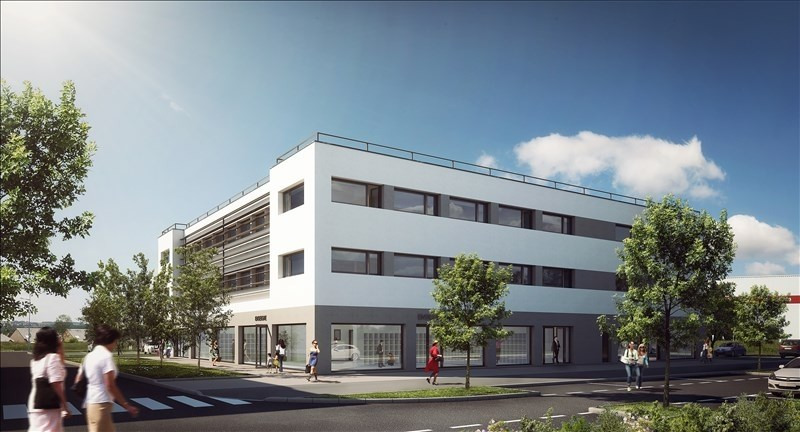 Location local commercial Fleury sur orne 2500€ HT/HC - Photo 1