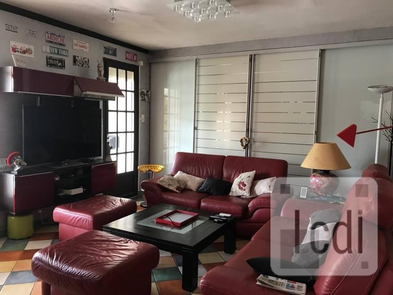 Vente maison / villa Le teil 367 000€ - Photo 5