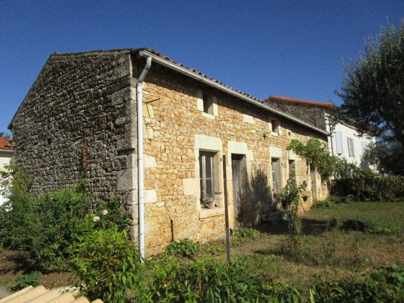 Sale house / villa Chauray 86 400€ - Picture 2