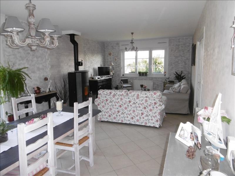 Sale house / villa Aubigny au bac 248500€ - Picture 2