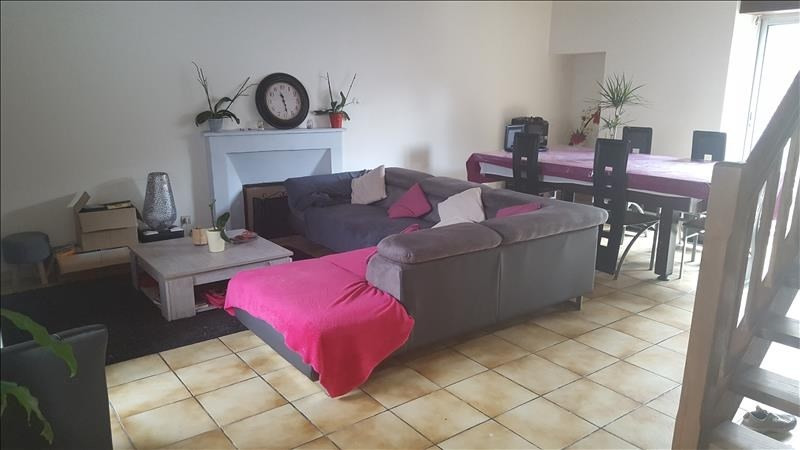 Location maison / villa Pamproux 570€ CC - Photo 1
