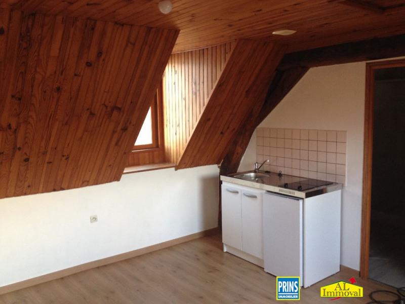 Rental apartment Aire sur la lys 380€ CC - Picture 1