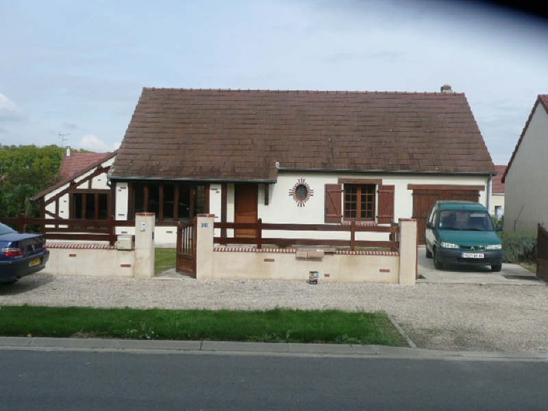 Location maison / villa Blancafort 600€ CC - Photo 1
