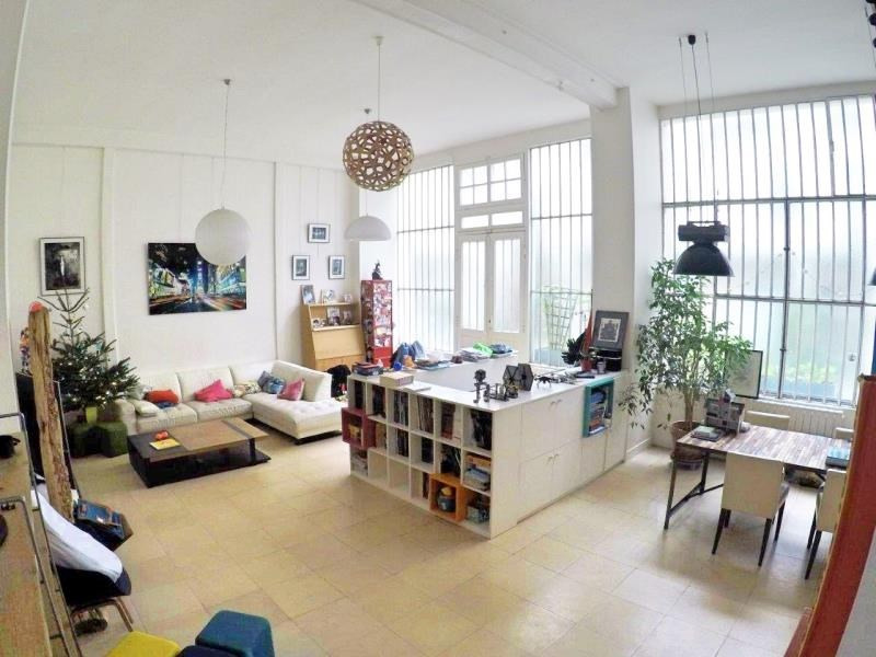 Vente de prestige loft/atelier/surface Paris 11ème 1 595 000€ - Photo 1
