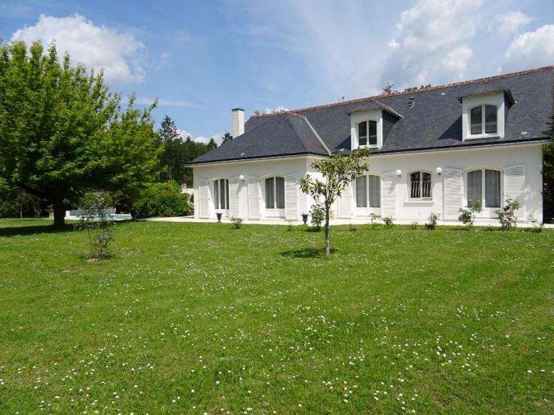 Vente de prestige maison / villa Ballan mire 779000€ - Photo 1