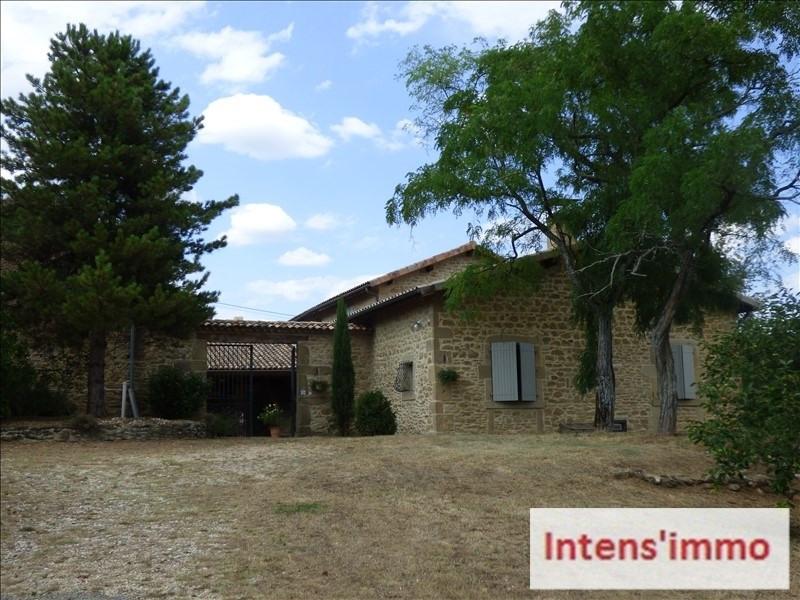Deluxe sale house / villa St donat sur l herbasse 749000€ - Picture 1