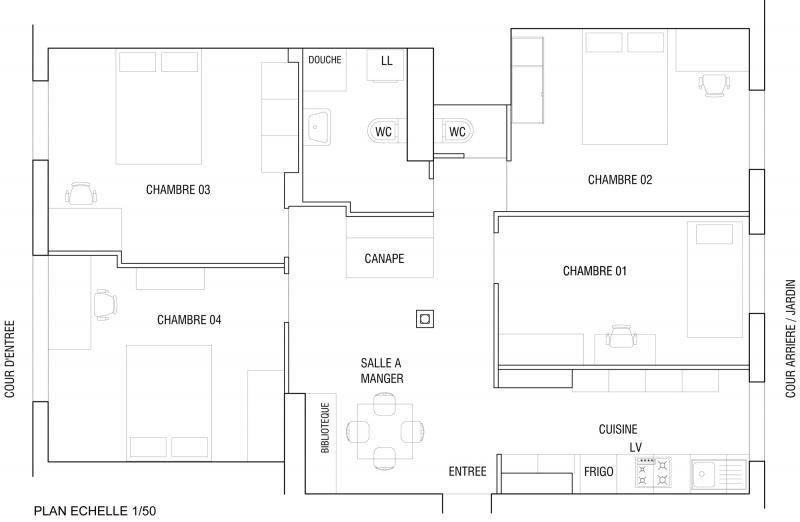 Vente appartement Châtillon 420000€ - Photo 2