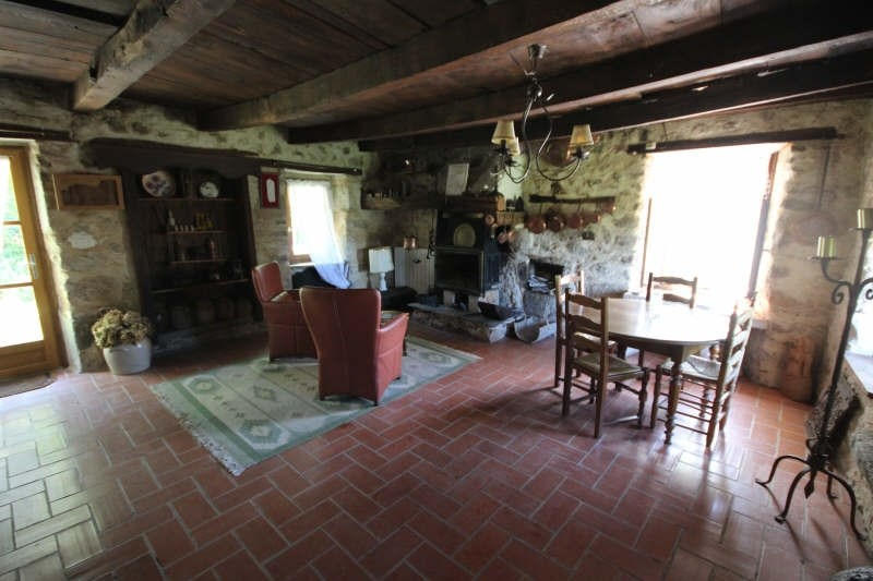 Vente maison / villa Lunac 85000€ - Photo 2