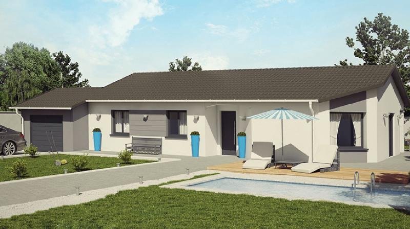 Vente maison / villa Salavre 190500€ - Photo 1