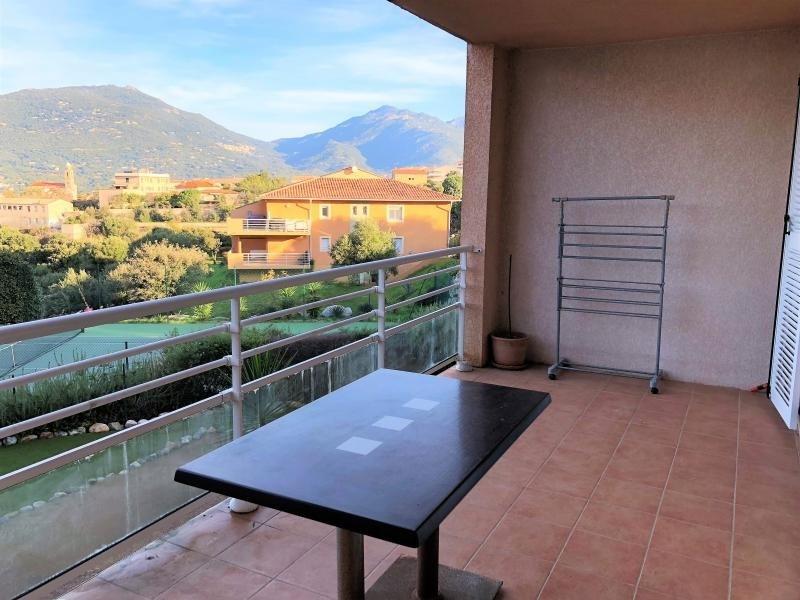 Rental apartment Propriano 710€ CC - Picture 2