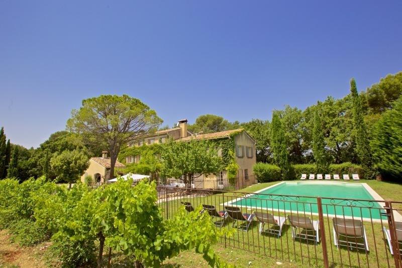 Venta de prestigio  casa Vernegues 1320000€ - Fotografía 6