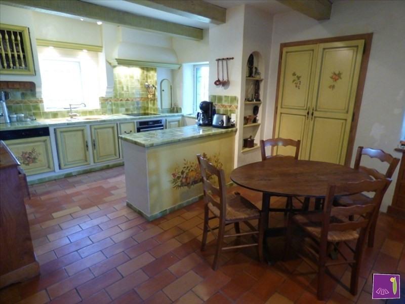 Vente de prestige maison / villa Barjac 690000€ - Photo 4