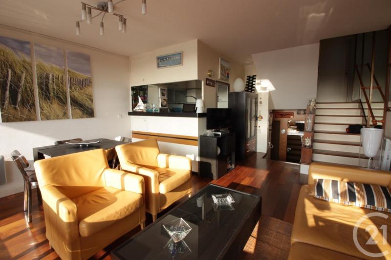 Verkoop  appartement Deauville 280000€ - Foto 5