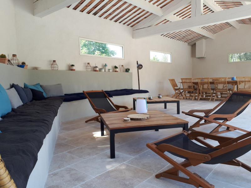 Verkoop  huis Le puy ste reparade 940000€ - Foto 11