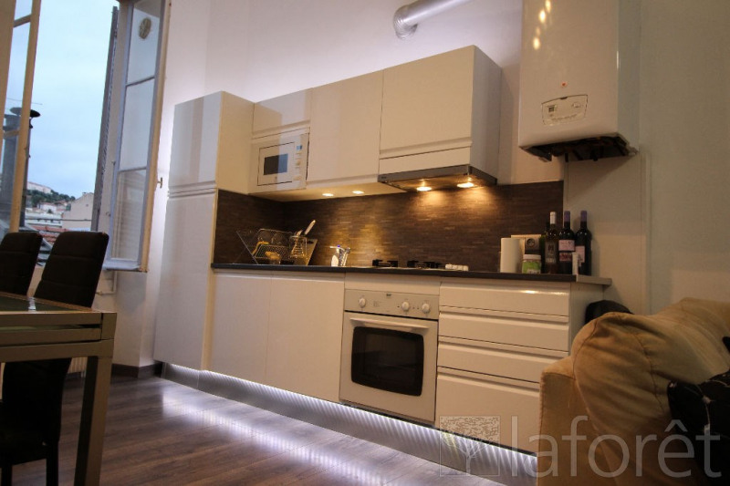 Produit d'investissement appartement Menton 190 000€ - Photo 1