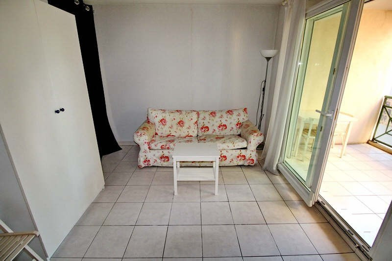 Rental apartment Nice 555€ CC - Picture 2