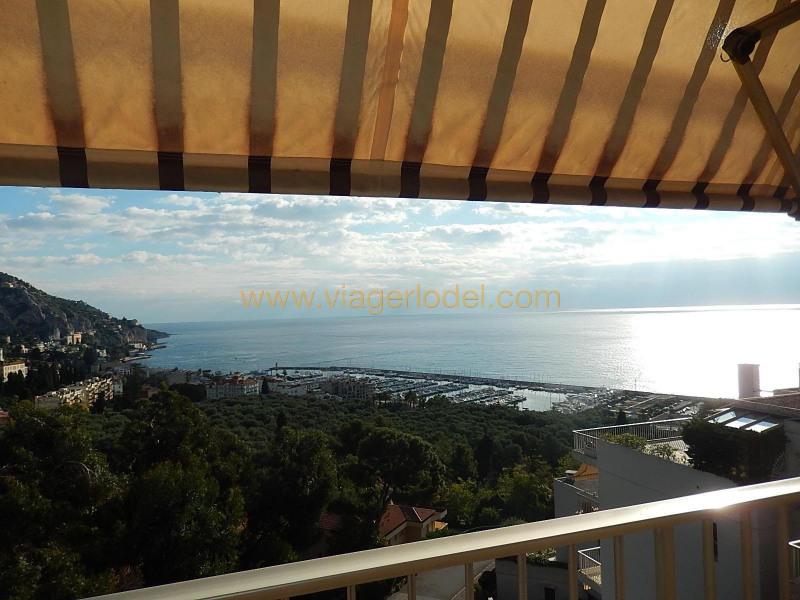 Lijfrente  appartement Menton 122000€ - Foto 3