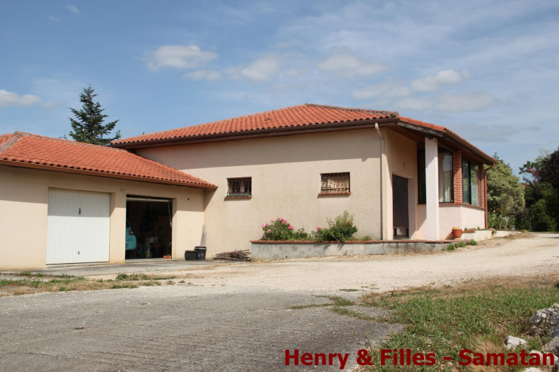 Sale house / villa Samatan 277 000€ - Picture 2