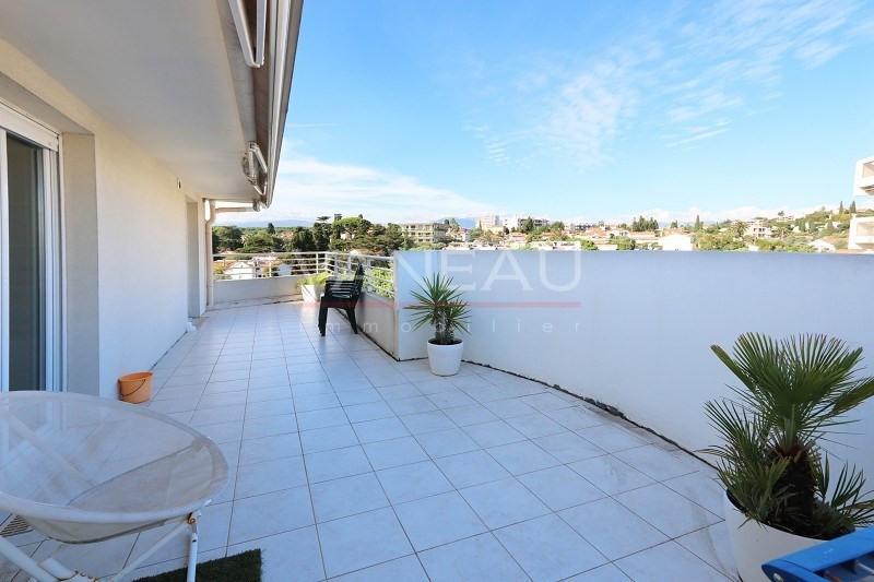 Vente de prestige appartement Juan-les-pins 689000€ - Photo 12