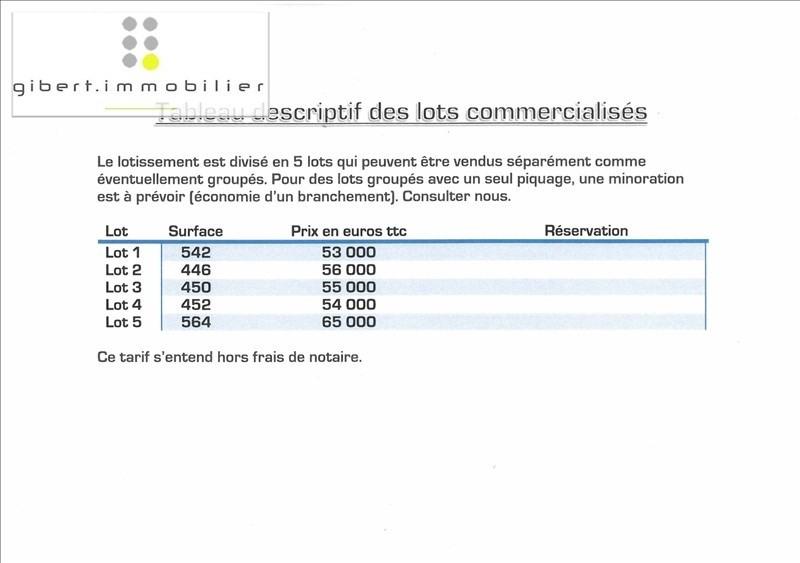 Sale site Le puy en velay 53000€ - Picture 3