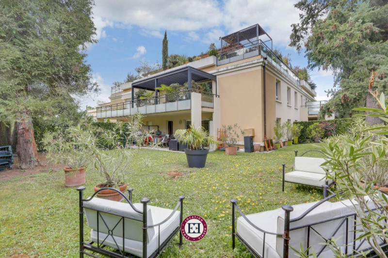 TASSIN - T3 81 m², jardin et garage