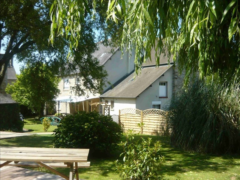 Sale house / villa Antrain 363800€ - Picture 2