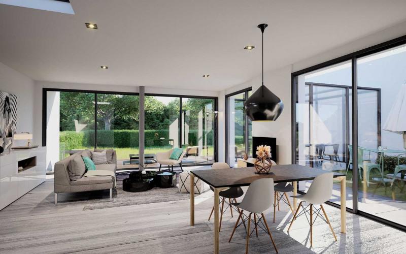 Sale house / villa Châtenay-malabry 423000€ - Picture 1