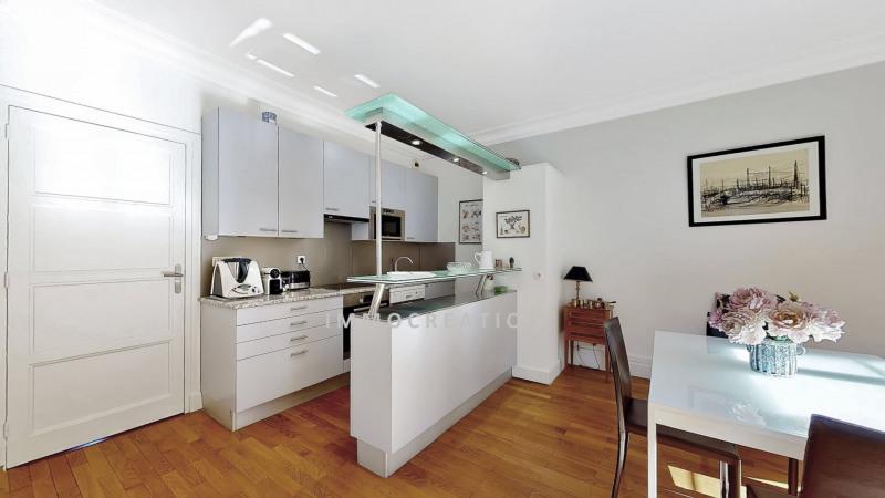 Vente de prestige appartement Lyon 6ème 580000€ - Photo 4