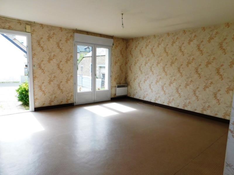 Sale house / villa St georges de reintembault 71400€ - Picture 3