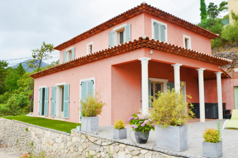 Vendita casa Levens 489000€ - Fotografia 1