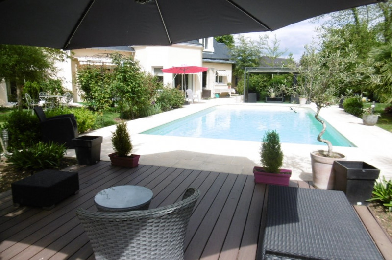 Deluxe sale house / villa Yvre l eveque 655 200€ - Picture 8