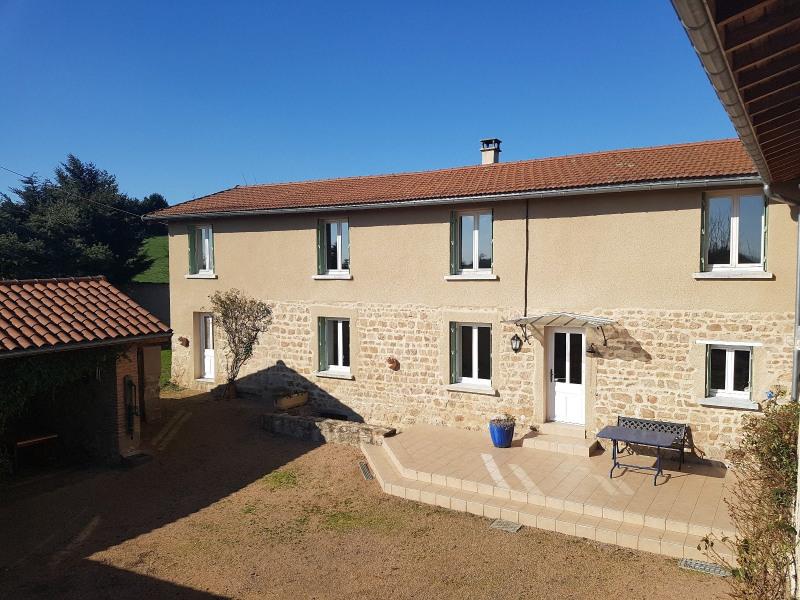 Vente maison / villa Bessenay 475000€ - Photo 11