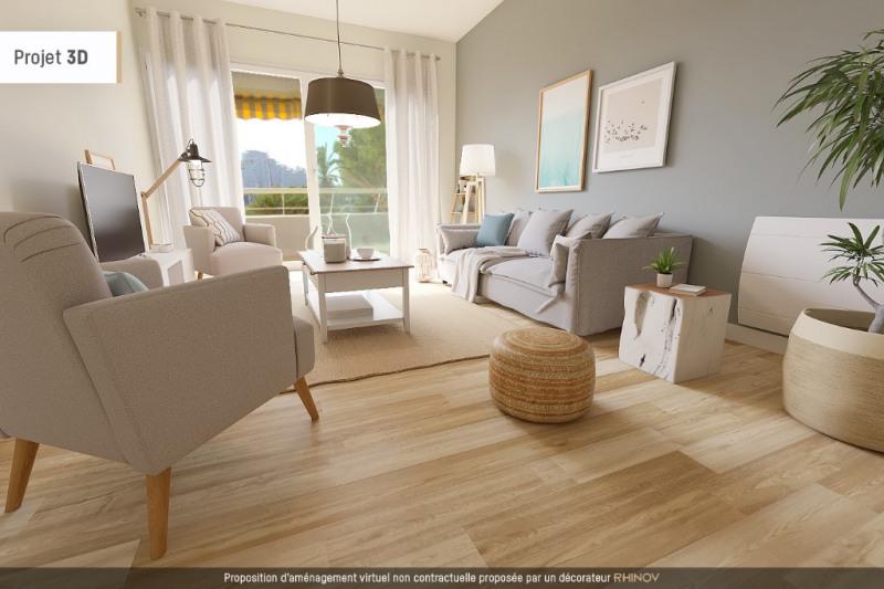 Vente appartement Villeneuve loubet 279000€ - Photo 1